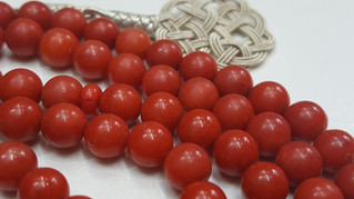 CORAL JEWELRY TYPES INFO..