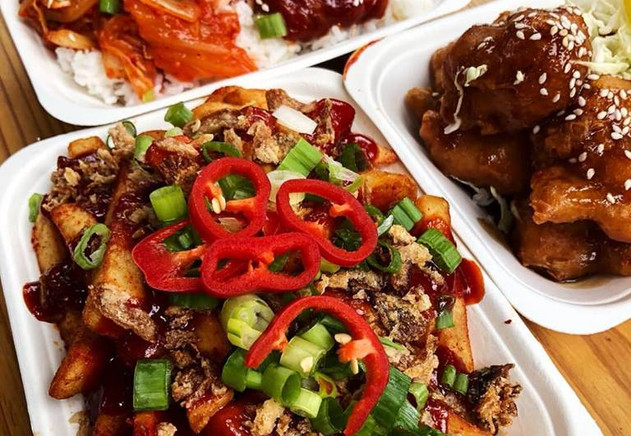 Woks Cluckin - Korean Street Food