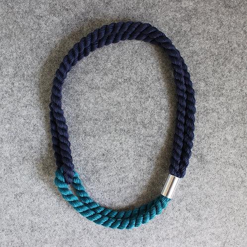 Loop Jute Necklace