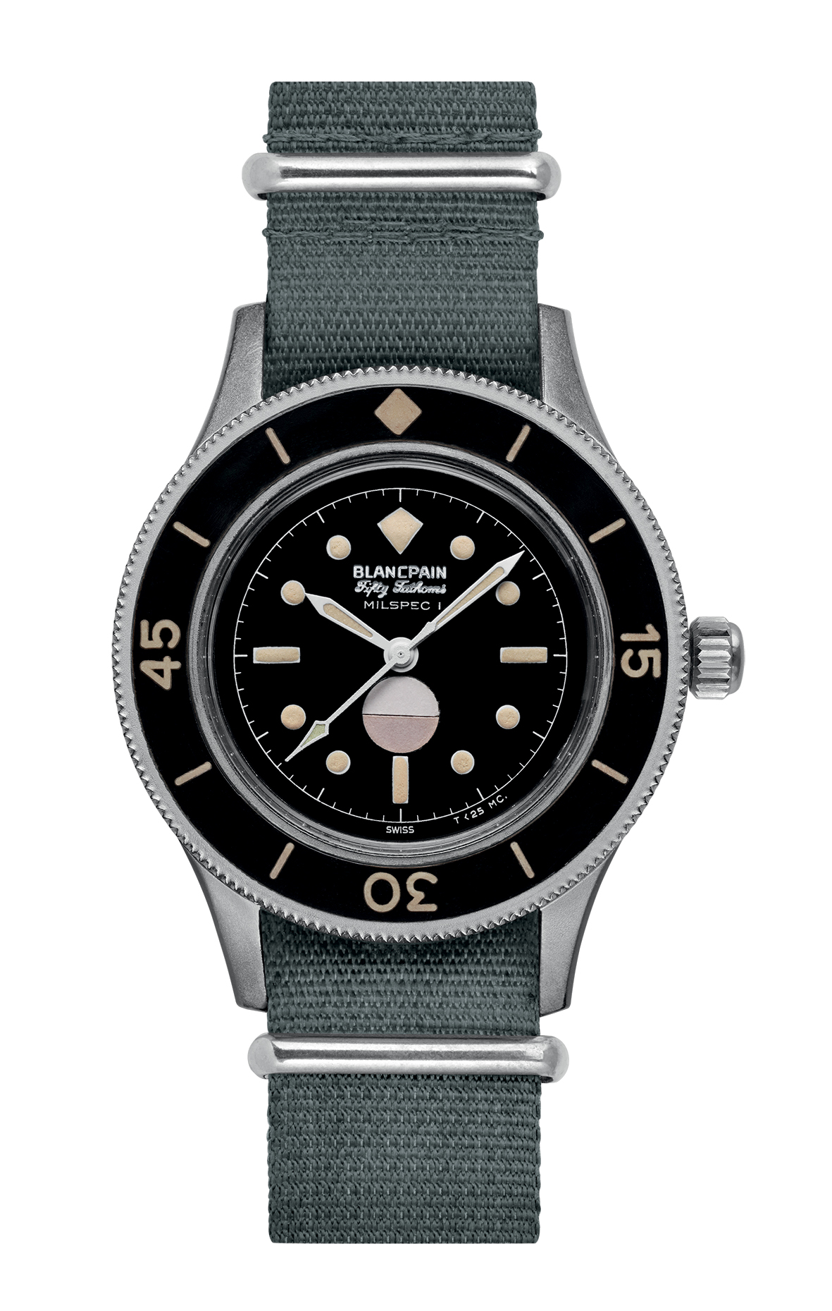 BLANCPAIN Fifty Fathom 1957