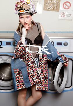 Twimsuk à la laverie
