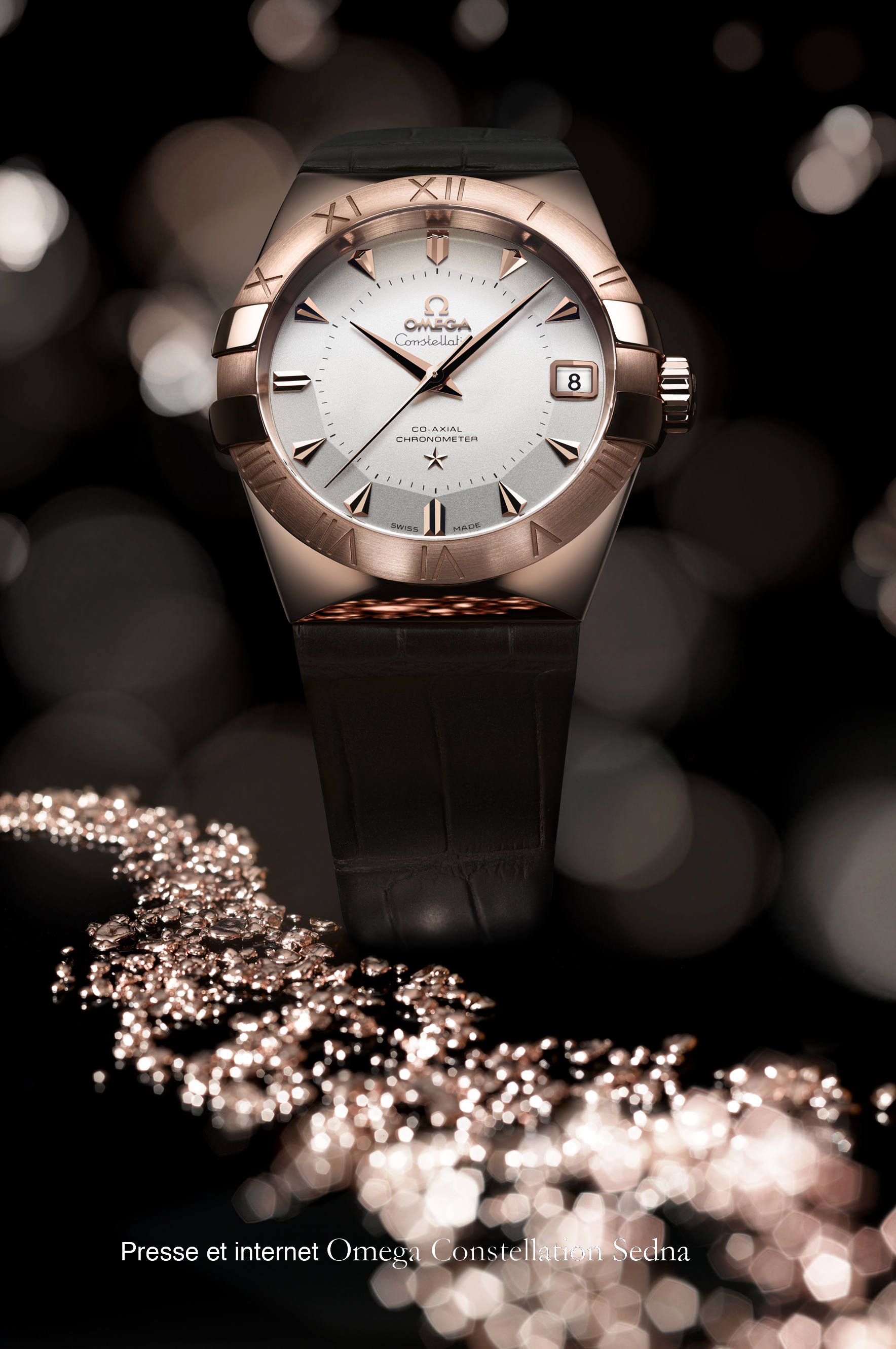 OMEGA Constellation Sedna
