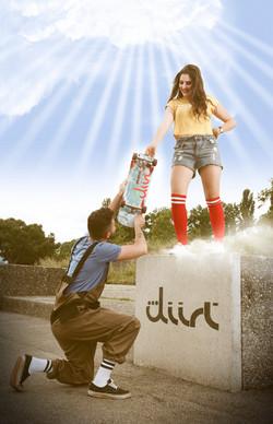 DIIRT Swiss brand