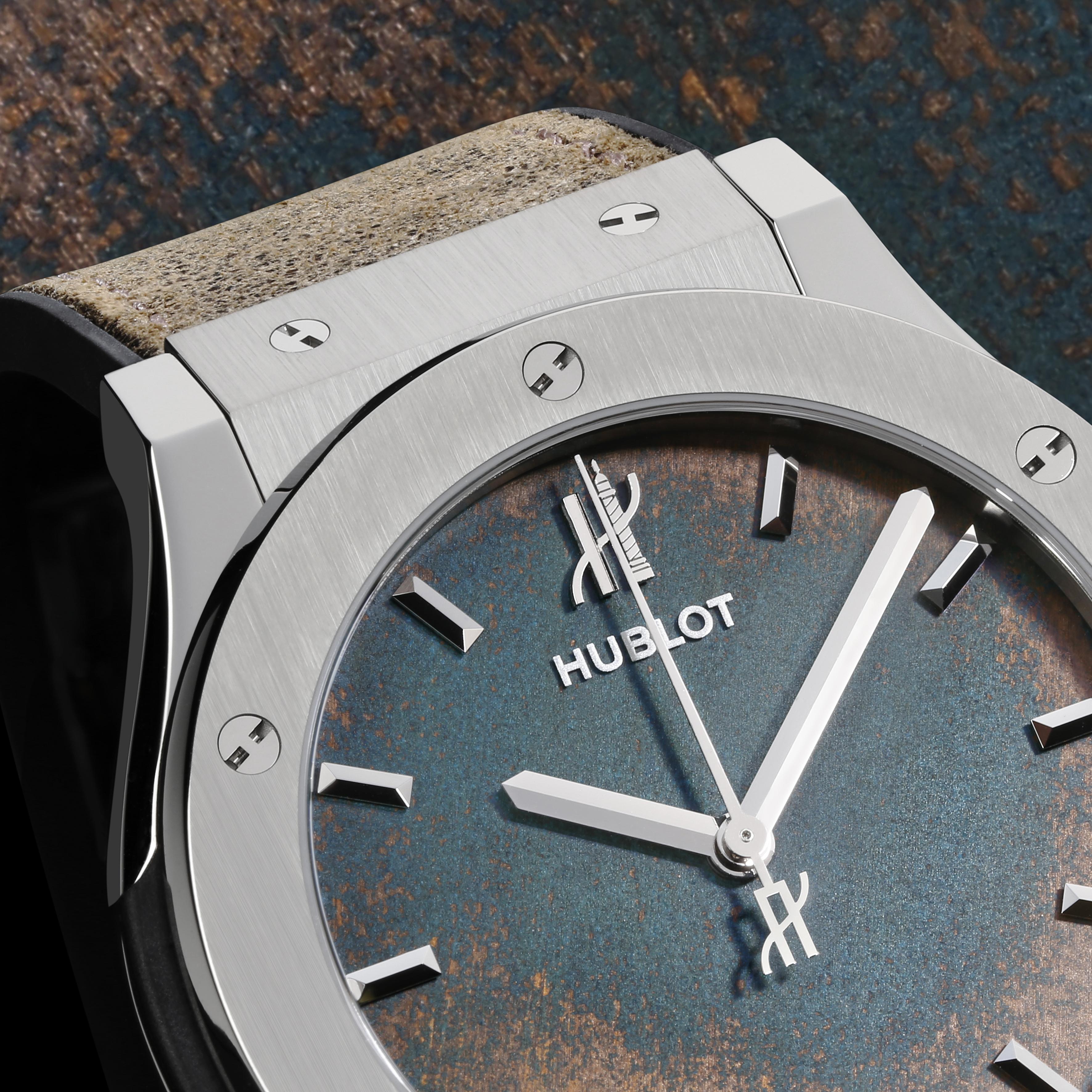 HUBLOT Classic Fusion Vendôme