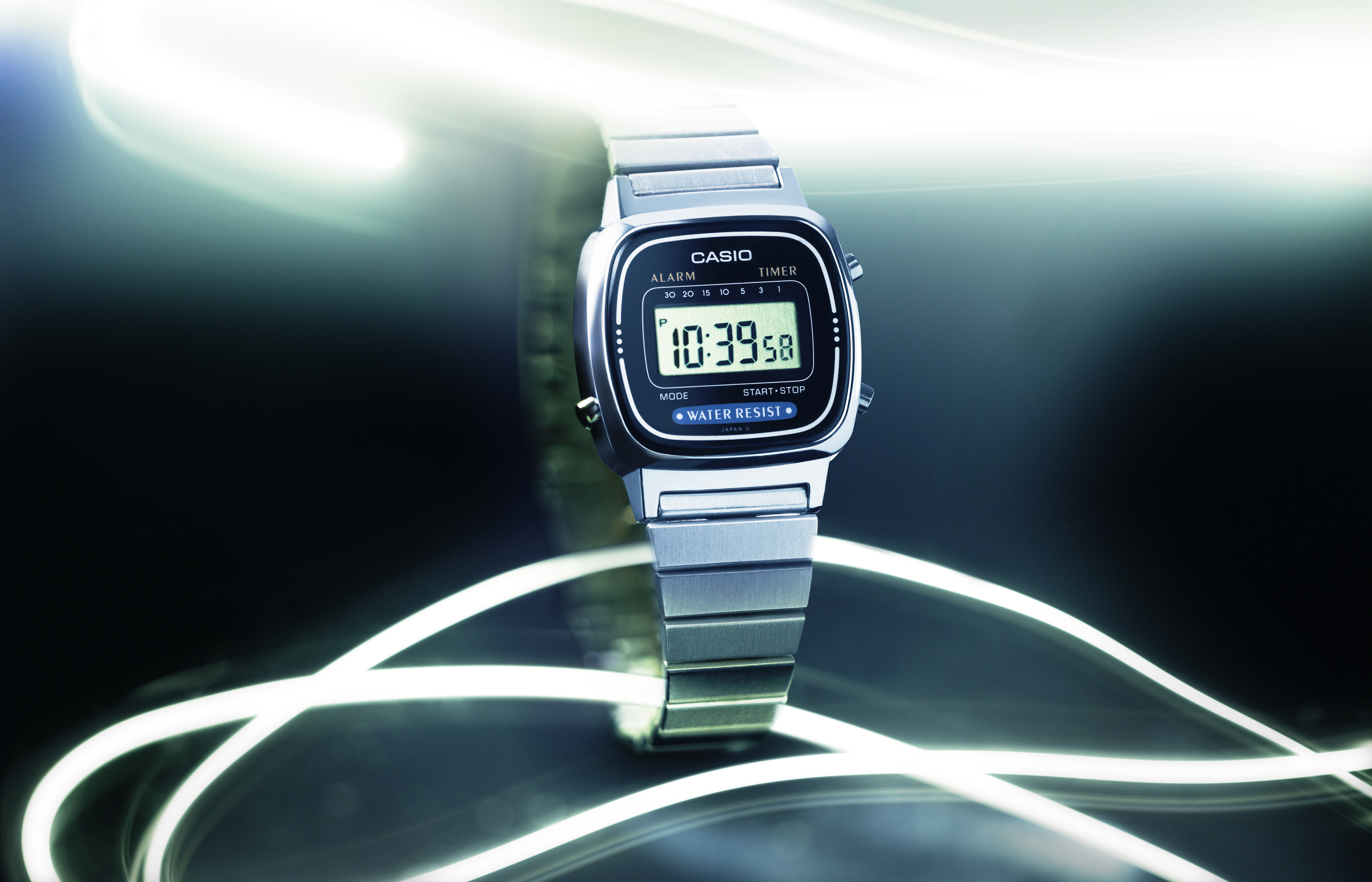 CASIO light