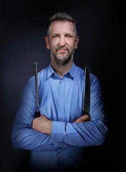 Portrait Olivier Dufrenne