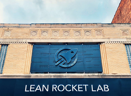 Lean Rocket Lab Receives $300,000 in Support