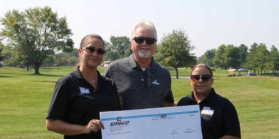 Vendor Golfer Registration - Gold & Platinum Sponsorship 2021