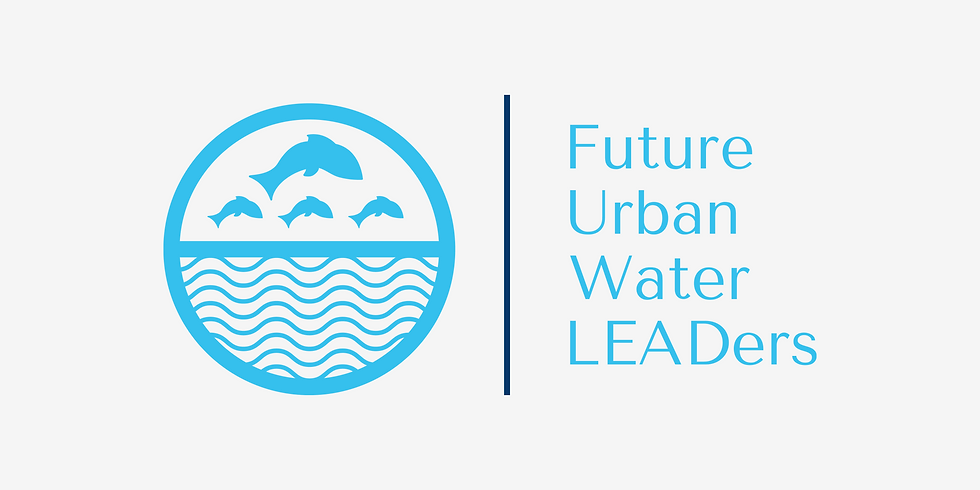 Future Urban Water LEADers Plastic Cleanup and Water Testing