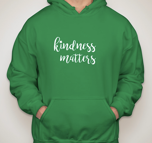 MDEF- Kindness Matters Hoodie