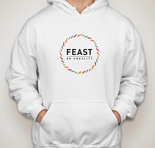 Feast on Equality Hoodie