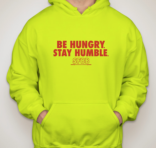 Solafide Be Hungry. Hoodie