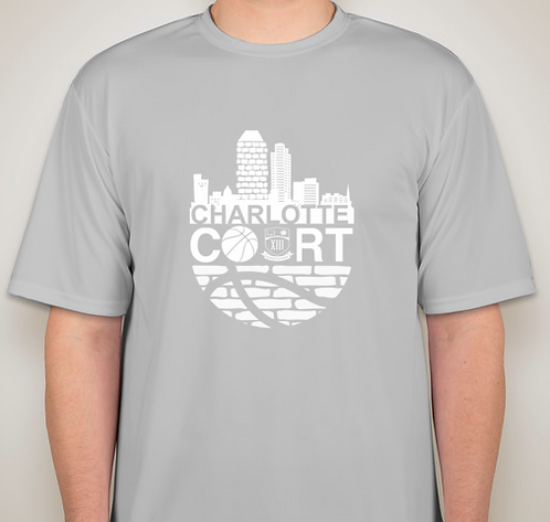 """Performance """"Court Strong 2.0"""" Tee"""
