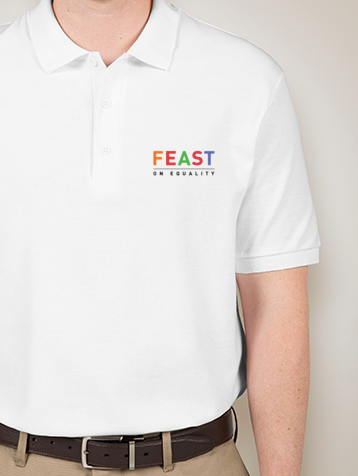 Feast on Equality Polo