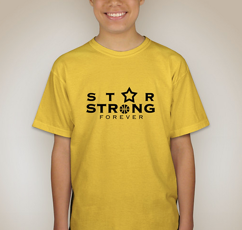 C.C. YOUTH Star Strong Tee