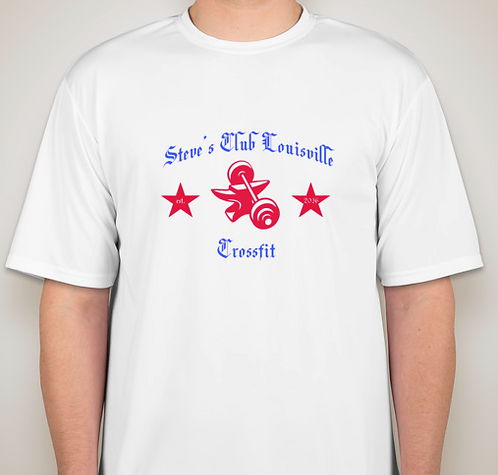 """Special Edition Performance """"Steve's Club"""" 2.0 Tee"""