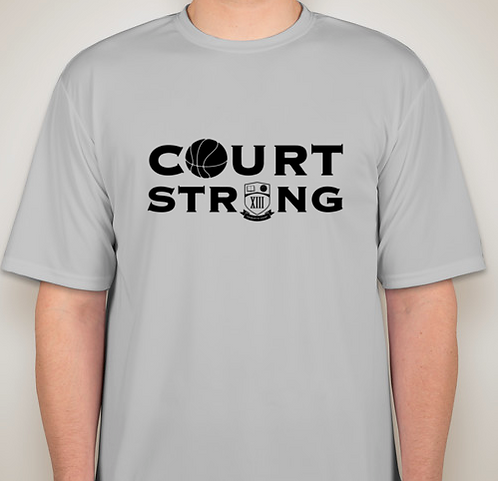 "Performance ""Court Strong"" Tee"