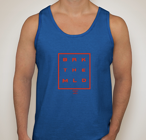 Break The Mold Square Tank