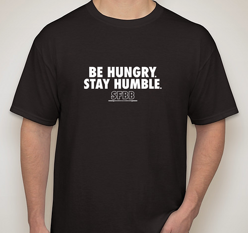 Solafide Be Hungry. Performance Tee