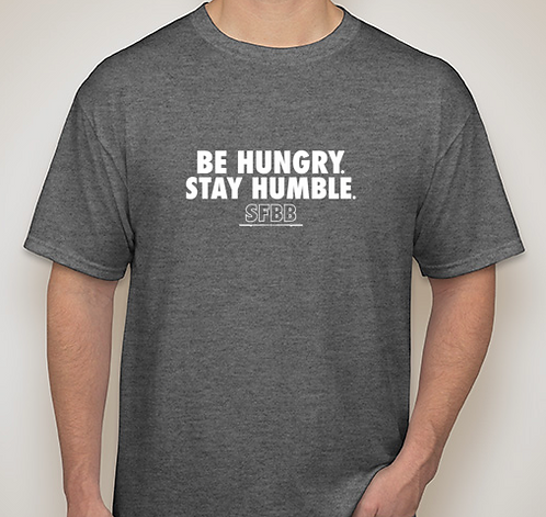 Solafide Be Hungry. Tee