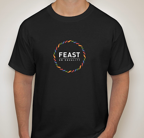 Feast on Equality Tee