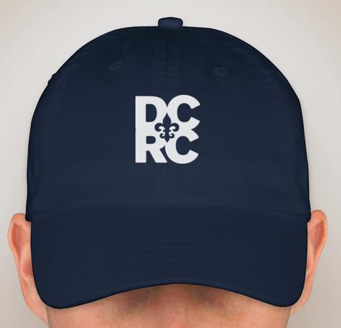 Derby City Run Club Curve Bill Hat