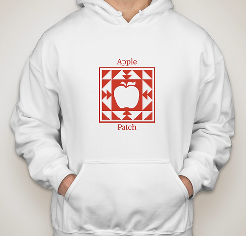 Apple Patch Hoodie