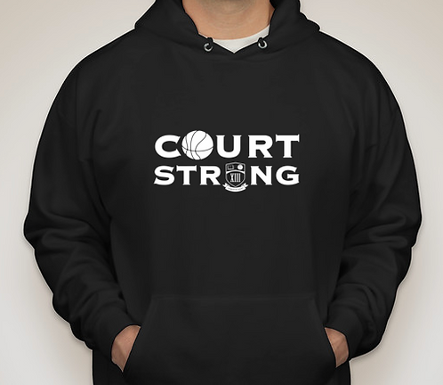 Court Strong Hoodie