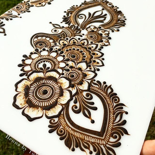 Lovely _)_•_•_•_#henna #boho #hennafamily #wakeupandmakeup #mehndi #mehendi #mehndidesign #hennadesign #design #henne #7enna #photooftheday_