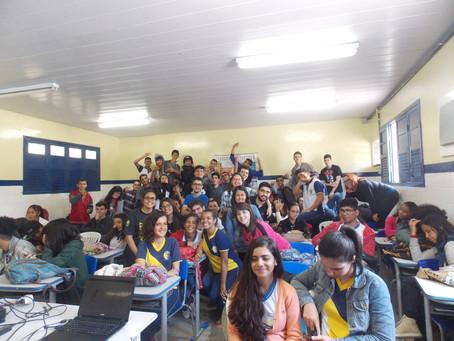 Direcionando Talentos - Escola Jerônimo Gueiros
