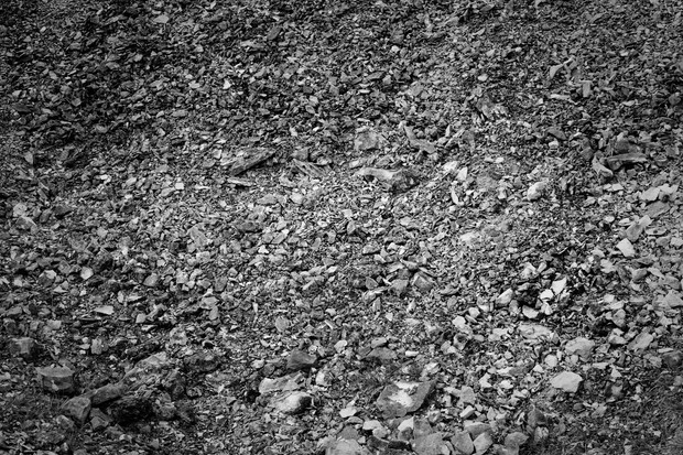 Cotswold Stone Scree Slope