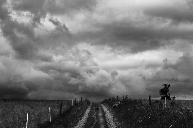 Cotswold Farm Track