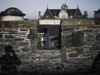 Ferryquay Bastion, Derry City Wall