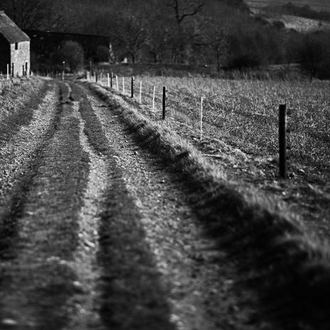 Cotoswold Farm Track