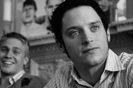 Elijah Wood, Charlie Hunnam