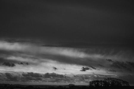 Dark Skies. Cleeve Common