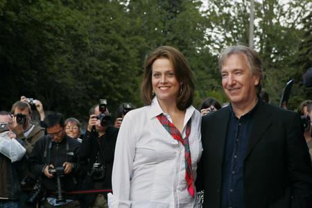 Sigourney Weaver Alan Rickman