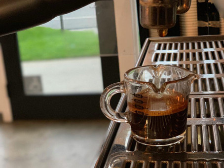 Espresso - what to drink in ENIGMA COFFEE?