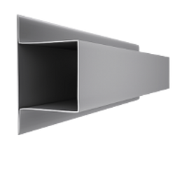 sekni panel hladky segmentovy
