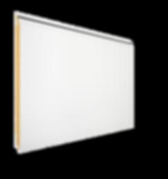 sekcni panel hladky 20 mm