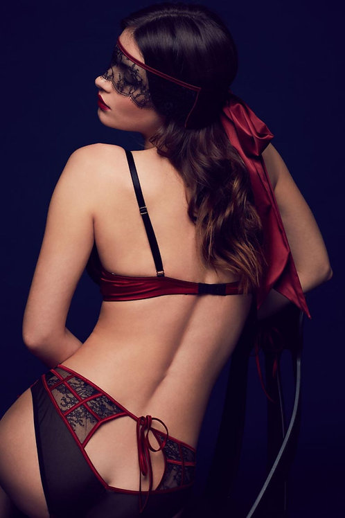 Odette Brief Knickers Slip Luxury Lingerie Killed in Action Tatu Couture