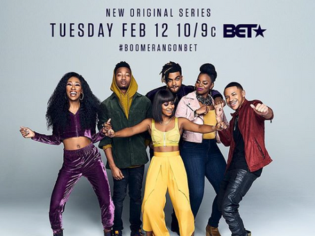 "Here's The First Look At BET's ""Boomerang"""