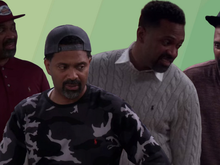 """Every Polo Outfit Mike Epps Wore On """"The Upshaws"""""""