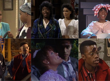 A Different World's Most Topical Episodes