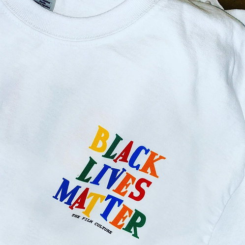 Black Lives Matter T-Shirt (Living Single)