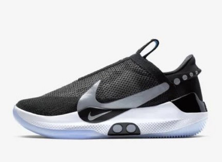 Nike Releases Basketball Shoes With Adaptive Power Lacing