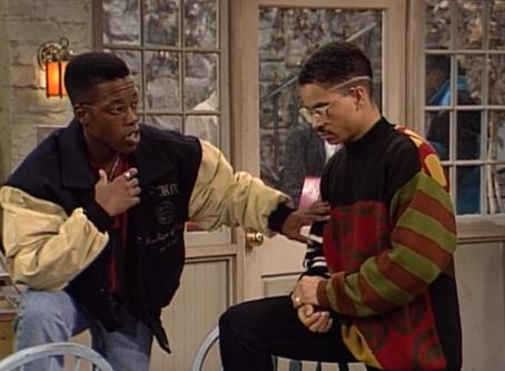 The Greatest Black TV Male Friendships