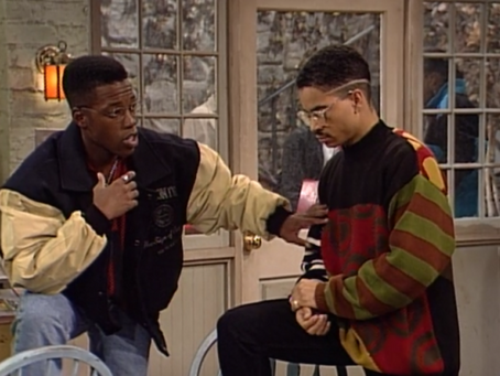 The Greatest Black TV Male Friendships