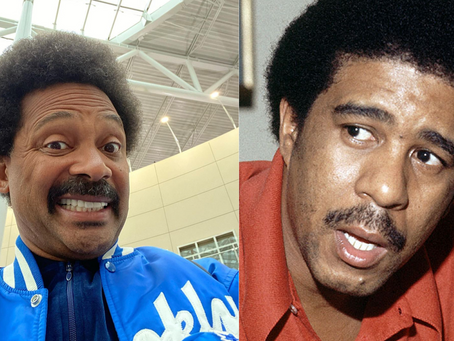 Mike Epps Cast As Richard Pryor In Upcoming HBO LA Lakers Series