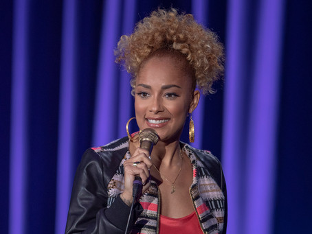 "Amanda Seals Stars In Her 1st Comedy Special, ""I Be Knowin'"""
